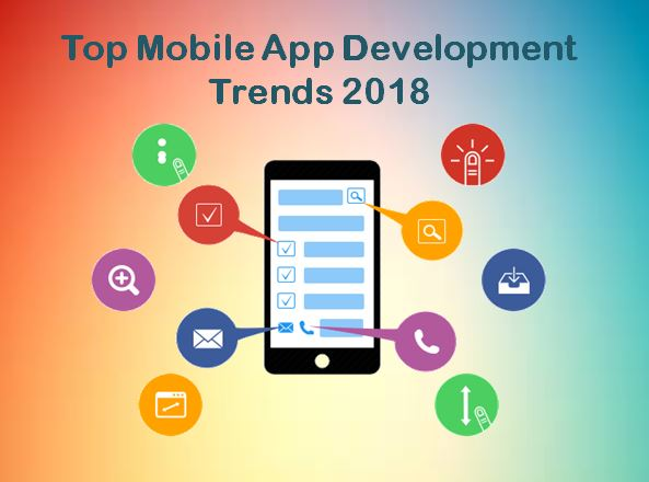 Top class mobile app development trends that will rule in 2018 - Mobel trends 2018 ...